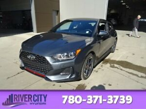 2019 Hyundai Veloster 6SPD HEATED FRONT SEATS,HEATED STEERING WH
