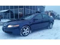 2004 Acura TL - LEATHER SUNROOF - CLEAN CARPROOF - ONLY 160KM