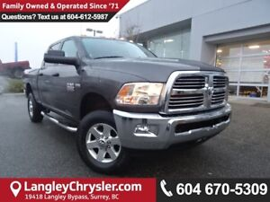 2015 RAM 2500 SLT *ACCIDENT FREE*ONE OWNER*LOCAL BC TRUCK*