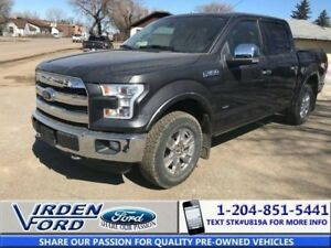 2016 Ford F-150 Lariat Lariat 502A. Moonroof