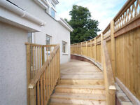 ALL JOINERY WORK: carried out at reasonable rates