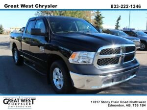 2014 Ram 1500 ST**8-SPEED AUTO 845RE TRANSMISSION** ANTI-LOCK 4-