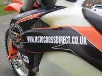 KTM 250 XCF 2014 EXCF ELECTRIC START ENDURO MX MOTOCROSS BIKE