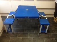 Folding picnic table (children's)