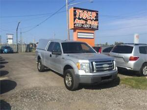 2013 Ford F-150***4X4*** TOPPER**AIR REAR SHOCK****ONLY 51KMS