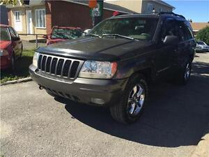 1999 Jeep Grand Cherokee Limited VUS  CUIR 4x4 FULL IMPECABLE