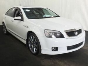 2015 Holden Caprice WN MY16 V Heron White 6 Speed Auto Active Sequential Sedan Salisbury Plain Salisbury Area Preview