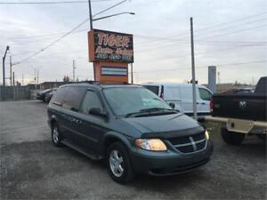 2007 Dodge Grand Caravan**LEATHER**DVD**ONLY 151 KMS**STOW N GO