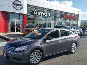 2013 Nissan Sentra S AUTO,PW,PL,ABS,AIR CONDITION