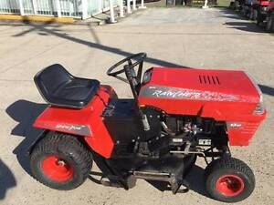 Rover Rancher Ride On Mower Seventeen Mile Rocks Brisbane South West Preview
