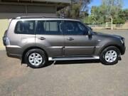 2014 Mitsubishi Pajero GLX-R SPORTS AUTO TURBO DIESEL 4x4 Alice Springs Alice Springs Area Preview