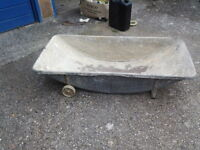 builders mixing tray