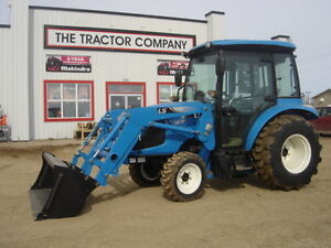 New 37HP LS tractor