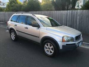 2005 VOLVO XC90 4WD (FIVE CYLINDER TURBO AUTO) North Hobart Hobart City Preview