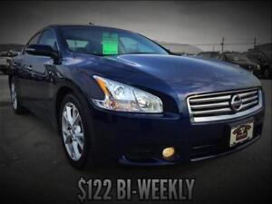 2014 Nissan Maxima 3.5 SV (Leather/Sunroof)