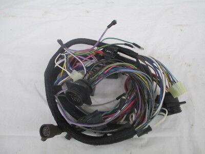 John Deere Harness For 6620 7720 8820 Combines Ah99329