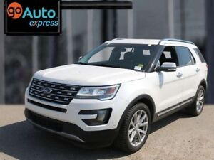 2016 Ford Explorer LIMITED, 301A, SYNC, REAR CAMERA, ACTIVE PARK