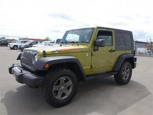2010 Jeep Wrangler Mountain Edition! ACCIDENT FREE!