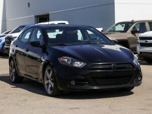 2013 Dodge Dart BLACK