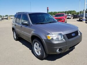 2007 Ford Escape XLT (Heated Front Seats, Moonroof)