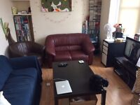2 Double bedrooms in 3 bed maisonette, Brighton
