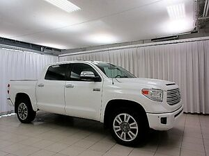 2016 Toyota Tundra NEW INVENTORY! PLATINUM 4X4  4DR