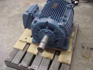 100 hp electric motor ebay for 100 horsepower electric motor