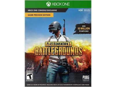 Playerunknown S Battlegrounds   Xbox One
