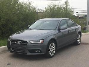 2013 Audi A4 Quattro **ACCIDENT FREE** FINANCING AVAILABLE!