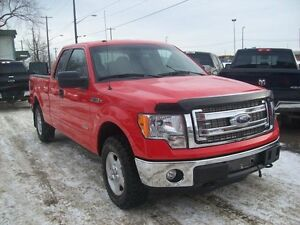 2014 Ford F-150 XLT/4X4/SUPER CAB/EASY FINANCE Edmonton Edmonton Area image 6
