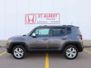2017 Jeep Renegade LIMITED, AWD, LEATHER