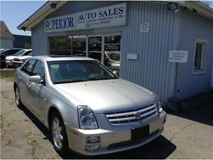 2006 Cadillac STS 4 AWD! Fully certified! No Accidents!