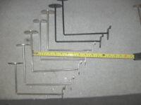 Slatwall hooks special heavy duty type (7)