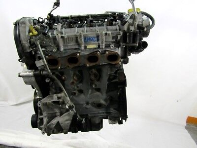 Z19DTH ENGINE OPEL ASTRA SW 1.9 88KW D 6M 05 REPLACEMENT USED WITH PUMP INIEZI for sale  Shipping to Ireland