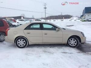 cadillac cts 2005 $3650. carte credit accepter 514-793-0833