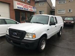 2011 Ford Ranger XL, MATCHING CAP, ALLOY RIMS