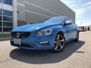 2015 Volvo S60 Volvo Certified Pre Owned / Platinum / Heated Sea