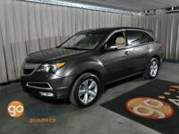 2010 Acura MDX 4dr All-wheel Drive