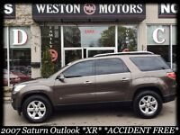 2007 Saturn Outlook *8PASS*FULLY LOADED*ACC FREE*A MUST SEE*