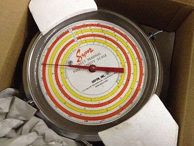 Sepor Direct Reading Pulp Density Scale 2627-s New