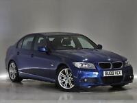 2009 BMW 3 SERIES DIESEL SALOON