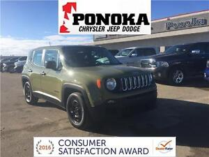2015 Jeep Renegade Sport - Low KM's, Price Reduced!