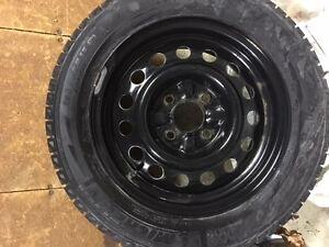 Michelin X-Ice Winter Tires 195/60/R15