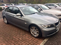 """BMW 320D, 2005, 17"""" alloy wheels in excellent condition"""