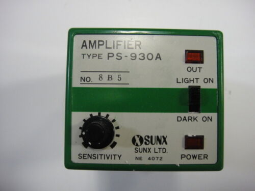 Hamada Blanket Jam Amplifier (HEL, Part #E26-28-3) Photoelectric