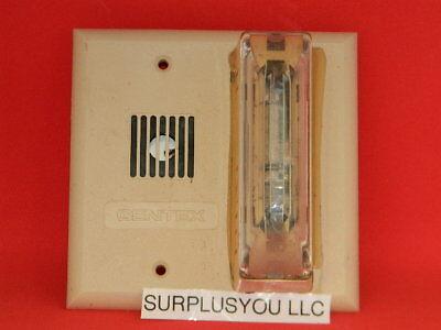 Gentex Gx90s-4 Fire Alarm Horn Strobe Combo 34 Available