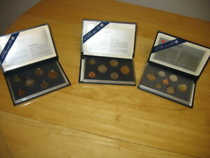 Canadian Mint Coin Collection Sets