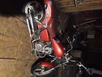 125cc Custom