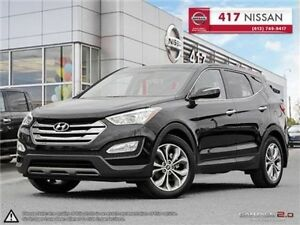 2013 Hyundai Santa Fe 2.0T Limited // FULLY LOADED // LEATHER IN