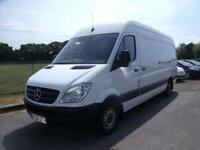 MERCEDES SPRINTER 311 CDI LWB HIGH ROOF White Manual Diesel, 2006